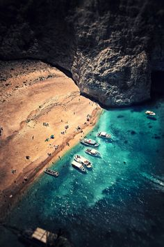 Navagio | 03 by Dragan Todorović. Navagio (the Shipwreck) beach is an exposed cove on Zakynthos island, Greece