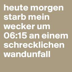#Boldomatic #Quotes #Sprüche #Wecker