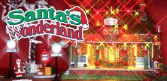 Lemax Santa's Wonderland 2014