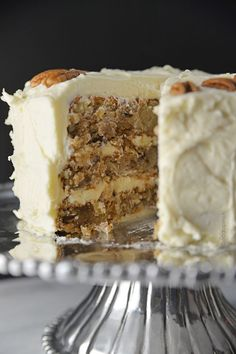 Hummingbird Cake Recipe -Heirloom southern recipe passed down through the generations...so good and full of flavor! Love this cake! from addapinch.com
