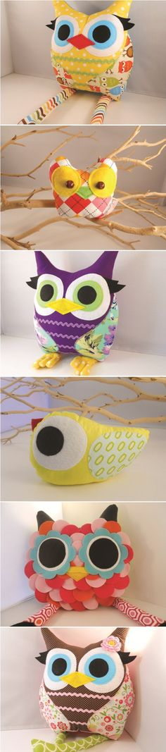 Favorite Etsy Find of the Day-  whimsical hand crafted all-things-owl for your baby boy or girl's room!