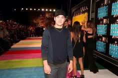 Dylan Sprayberry At VMA's tonight