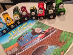 Personalized Thomas & Friends e-storybooks your child will love! #Thomas #books