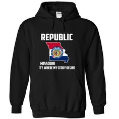 Republic Missouri Special Shirt 2015-2016