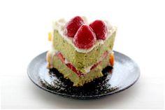 Foodagraphy. By Chelle.: Matcha strawberry shortcake