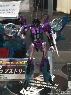 Transformers Legends (Japanese Generations) Slipstream