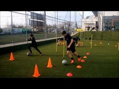 Valantis Spanidis training 2014. - YouTube