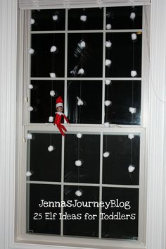 Jenna's Journey: 25 Elf on the Shelf Ideas for TODDLERS!