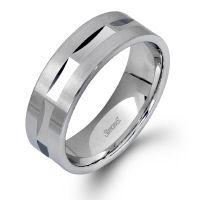 Simon G Mens Wedding Bands : Authorized Simon G Retailer - ArthursJewelers.com