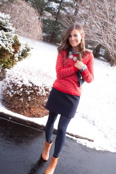 The Northeast Girl Winter Outfits For Work, Fall Outfits, Cute Outfits, Fashion Outfits, Work Outfits, Preppy Mode, Preppy Style, Cute Highschool Outfits, Fall Fashion Trends
