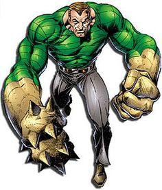 Sandman Marvel Comics, Marvel E Dc, Marvel Heroes, Marvel Comic Character, Comic Book Characters, Marvel Characters, Spiderman, Detective, Marvel Drawings