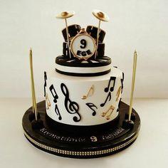 🎶 Musical Birthday Cake 🎂😍 Credi