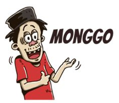parjo wong ndeso. - Stiker LINE   LINE STORE