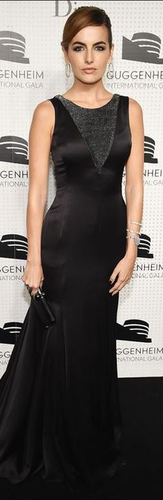 Camilla Belle's style ID