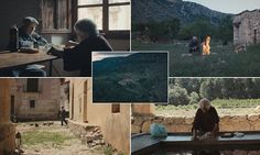 Spanish couple have lived alone in La Estrella village for 45 years   Daily Mail Online