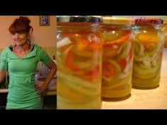 Sałatka z zielonych pomidorów - Dla widza / Green tomato salad [KuchniaRenaty] - YouTube