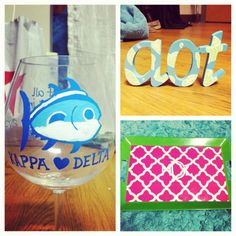 Crafting for my big. Possibly want to do the wine glass again, definitely want to do another set of Lilly AOT letters.