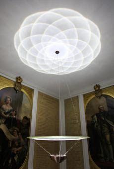 Arquitetura de Iluminação: Efeito Luminoso - Reflexos de Newton