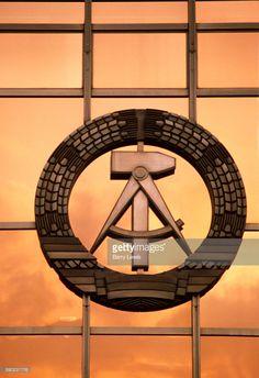Symbol of the German Democratic Republic
