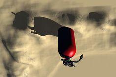 Mondo capovolto. Un estintore nel deserto. N.70, marzo 2013.