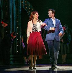 """""""The Bandstand,"""" a new musical debuting on Broadway in the 2016-2017 season."""