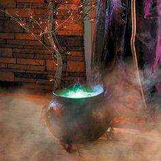 Misting Witch Cauldron