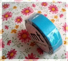 MT tape sky blue washi tape