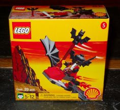 ~NEW~LEGO CASTLE~Fright Knights~Flying Machine~Set #2539~Boxed~1998~INCLUDES MINIFIGURE~LAST ONE!