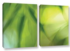 Zen by Cora Niele 2 Piece Graphic Art on Wrapped Canvas Set