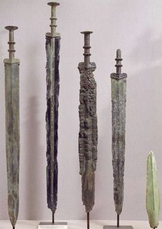 3000 year old Bronze Sword discovered in China