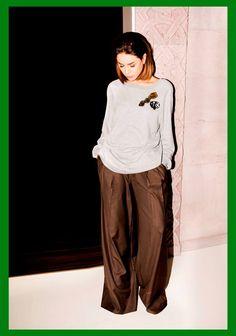 PETOOR X SERAPHIMA Capsule Collection LookBook Parachute Pants, Collection, Fashion, Moda, Fasion, Trendy Fashion, La Mode