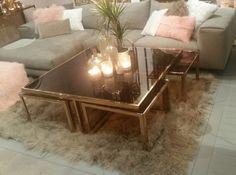 Table Basse Bronze Braxton