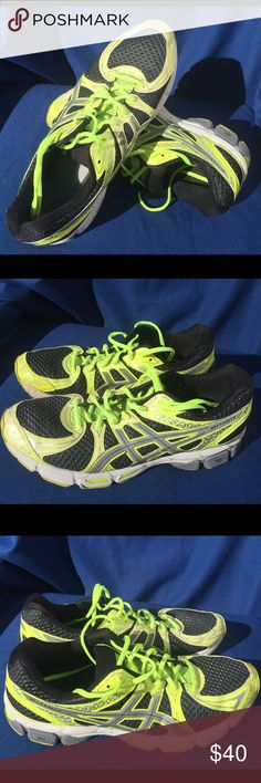 Men's ASICS Exalt2 size 11 Gently used Asics Shoes Sneakers