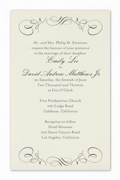 Formal invite wording change honor to honour for ceremonies at a formal invite wording change honor to honour for ceremonies at a place of worship wedding time pinterest formal wedding invitations formal wedding stopboris