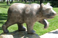 Petosky Stone Bear