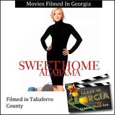 Movies Filmed In Georgia - Sweet Home Alabama