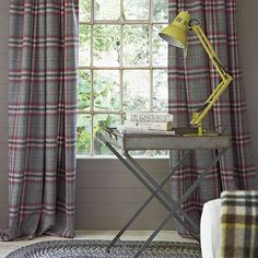 Snug curtains | Winter decorating | PHOTO GALLERY | Country Homes & Interiors | Housetohome.co.uk
