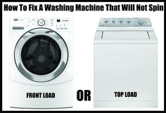How To Run Test Mode On Samsung Top Load Washer Diy