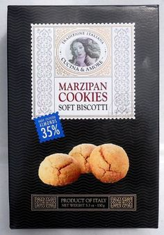 CUCINA and AMORE COOKIE MARZIPAN, 5.3 OZ *** To view further, visit : Dinner Ingredients