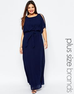 9f870e5526e5 45 Plus Size Wedding Guest Dresses {with Sleeves} | Plus size dress ...