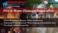We provide the following #fire and #smoke damage #restoration services in #kansascity.
