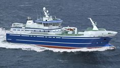 Fishing boat from Nordic Supply AS