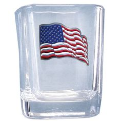 """Checkout our #LicensedGear products FREE SHIPPING + 10% OFF Coupon Code """"Official"""" US Flag 2 oz Shot Glass - Officially licensed Military, Patriotic & Firefighter product    Patriotic - Price: $20.00. Buy now at https://officiallylicensedgear.com/us-flag-2-oz-shot-glass-ssqs193"""