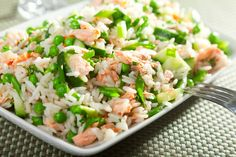 Be prepared for Ferragosto celebrations with this delicious fresh and simple salmon rice salad recipe! The salad is perfect for a hot day and there is definitely a hint of traditional Italian flavours here. Perfect for a picnic, and for enjoying with family or friends, I am sure you'll love this Summer Salmon Rice Salad!   Ingredients (makes 4 serves):  150g brown rice 170g salmon fillet 80g frozen peas, thawed 2 medium cucumbers, chopped 1 small handful basil leaves, chopped 1 large…
