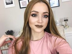 """97.6k Likes, 487 Comments - @kathleenlights on Instagram: """"A tutorial on this look is now up on my channel EYES⭐ @elfcosmetics Mad For Matte 2 Palette,…"""""""