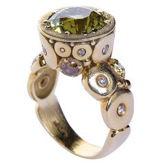 """ALEX SEPKUS Garnet """"Orchard"""" Ring 