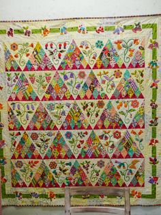 Love this new pattern from Material Obsession
