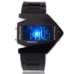 Часы светодиодные Stealth купить с доставкой по РФ.