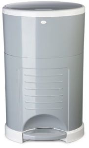 If you are looking for a Traditional Trashcan for keep baby used diapers? Why not checkout Diaper Pails, this article have some best  Diaper Pails. I'm sure you must loved their top 3 pails. For more information this article can help you.