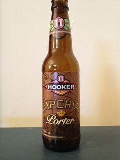 Cerveja Thomas Hooker Imperial Porter, estilo Imperial / Strong Porter, produzida por Thomas Hardy Brewery , Estados Unidos. 8% ABV de álcool.